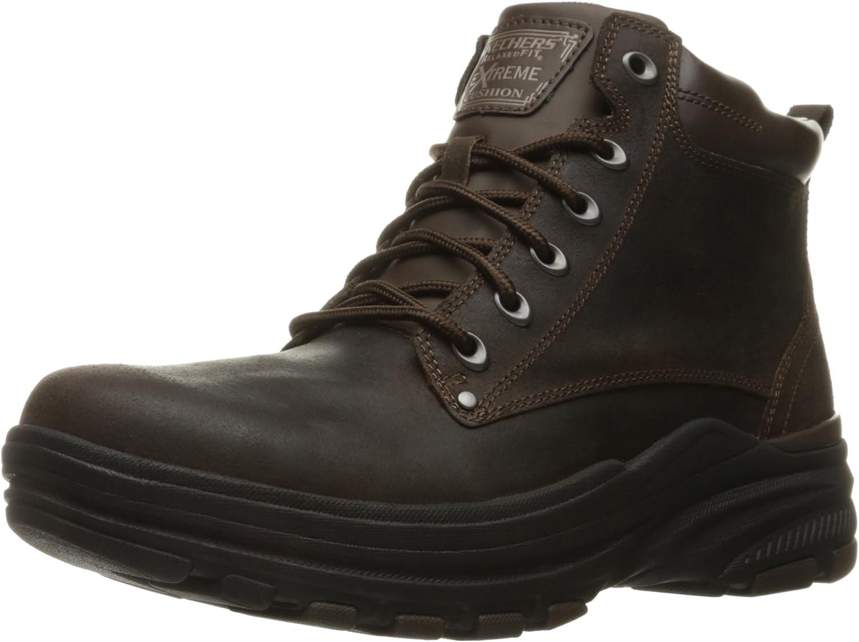 Skechers USA herrar Holdren Norman Chukka Boot Boot Boot  kampanjer