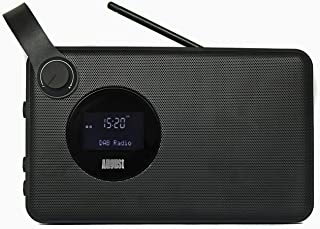 August MB415 - Radio Bluetooth con Recepción Dab/Dab + / FM