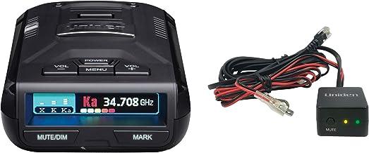 $325 » Uniden R3DSP R3 Dsp Extremely Long-Range Radar Detector/Laser Detector & RDA-HDWKT Radar Detector Smart Hardwire Kit
