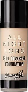 Barry M Cosmetics All Night Long Liquid Foundation - Cashew