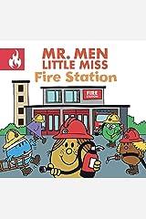 Mr. Men Little Miss Fire Station (Mr. Men Little Miss Go To Work) Kindle Edition