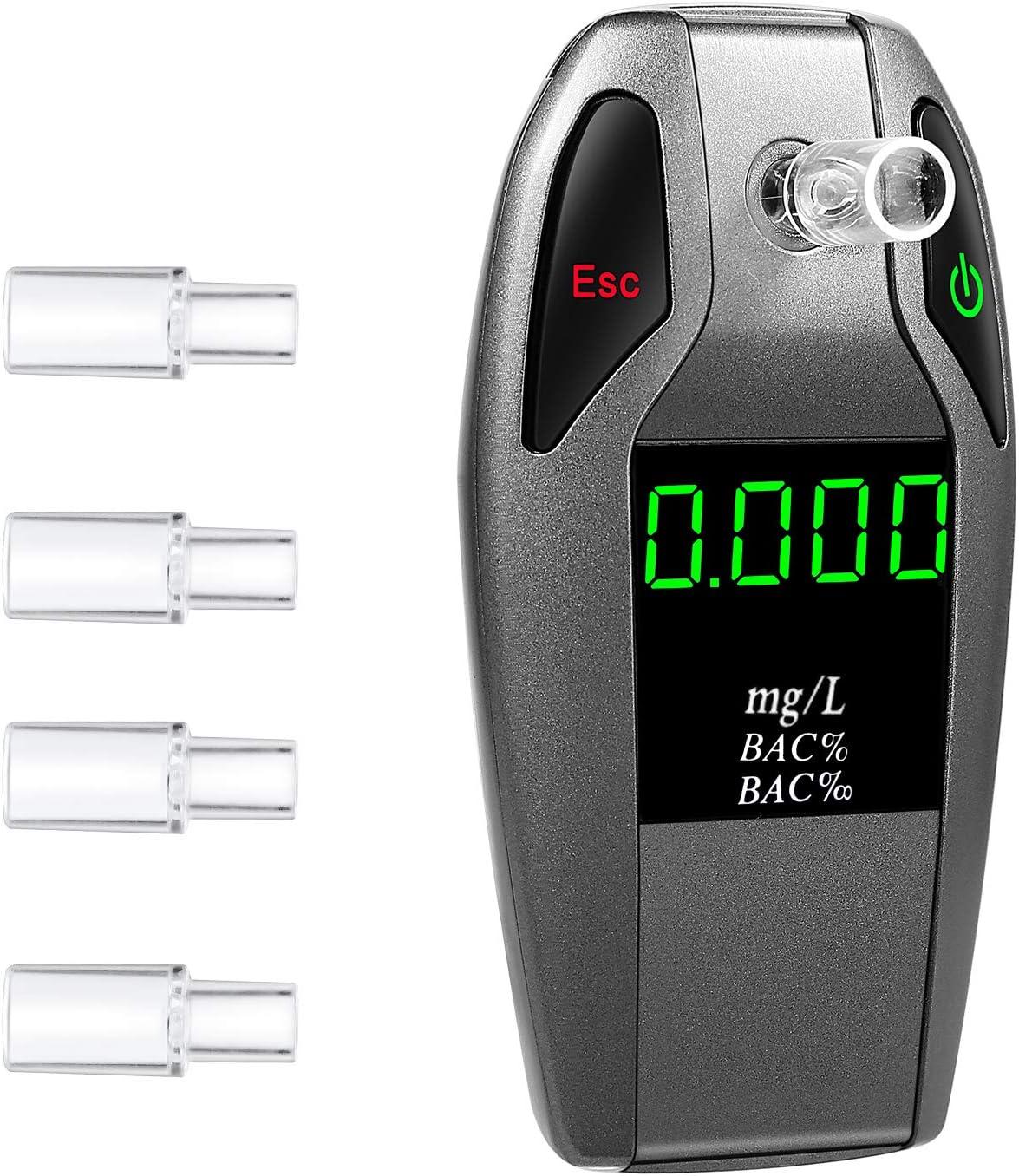 JASTEK Breathalyzer Professional-Grade Accuracy Sen Cell 25% OFF Fuel Boston Mall