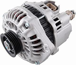 SCITOO Alternators 13445 S4 fit for Ford Probe Mazda 626 MX-6 2.0L 1993 1994 19951996 1997 80A CW 4-Groove Pulley IR IF AMT0029