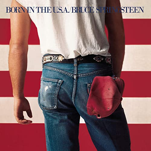 Born In The U S A  by Bruce Springsteen on Amazon Music - Amazon com
