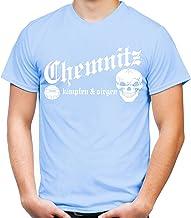 Chemnitz kämpfen & Siegen Männer und Herren T-Shir