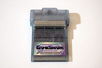 Gameshark Special Edition:  Pokemon Crystal - Game Boy Color