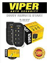Viper 5806V 2-Way Security System w/Remote