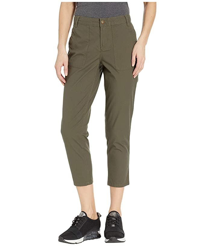 The North Face Ridgeside Capris (New Taupe Green) Women
