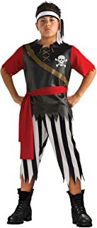 Halloween Concepts Children's Costumes Pirate King - Large