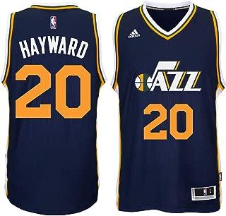 Gordon Hayward Utah Jazz #20 Navy Blue Youth Road Replica Jersey