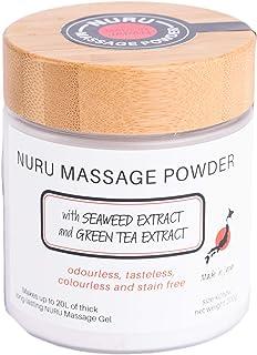 最大20L作れる海藻エキス 緑茶エキス配合日本製ヌルマッサージパウダー200g 水が主成分のベタつかない無味無臭で乾きにくいジェルです. 性交痛ケア 不感症 潤い 滑り