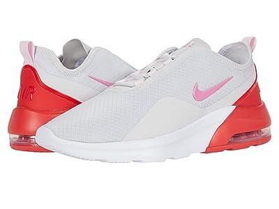 Nike Air Max Motion 2 (Vast Grey/Magic Flamingo/Track Red/White) Women