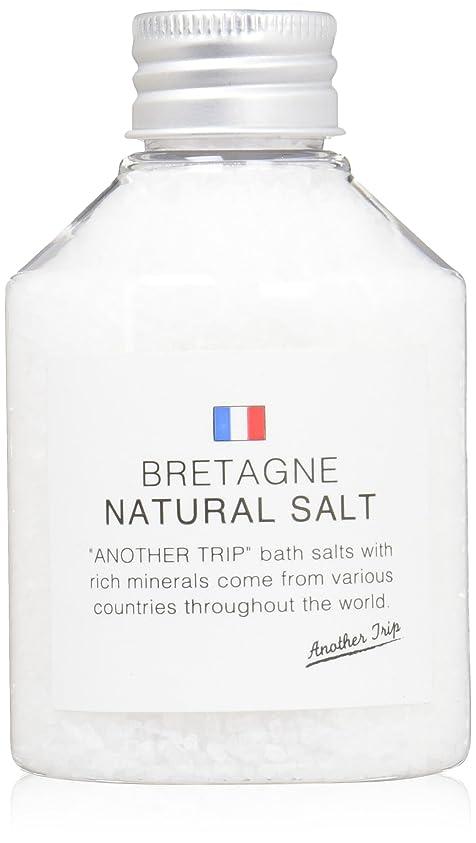 油不規則性歯アナザートリップNA バスソルト ナチュラルソルト 190g
