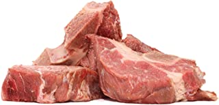 Raw Paws Frozen Beef Raw Meaty Bones for Dogs, 8-lbs - Made in USA - Human Grade Meaty Dog Bones for Large ...