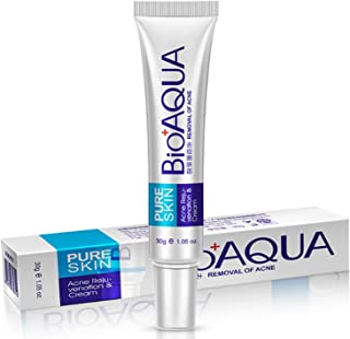 Bioaqua Pure Skin -Removal of Acne, Acne Scars, Shrink pores