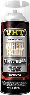 VHT SP184-6 PK (ESP184007-6 PK) Clear Coat High Temperature Wheel Paint - 11 oz. Aerosol, (Case of 6)