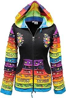 SATINIOR 2 Pacchi Papillon Arcobaleno Cravatta Gay Regolabile 12 x 5 cm per Festival Carnival Feste in Maschera e Abbigliamento Quotidiano