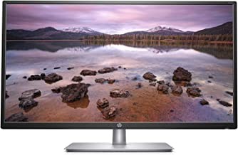 "HP 32"" IPS LED FHD Monitor, FHD 1920 x 1080, 16:9 Aspect Ratio, Tilt Adjustment and Anti-Glare Panel, 178° Horizontal and ..."