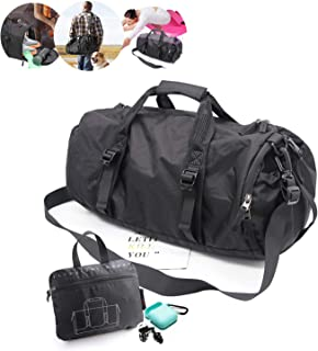 7ebb4c177851 Amazon.com: Women Retro Luggage - Sports Duffels / Gym Bags ...