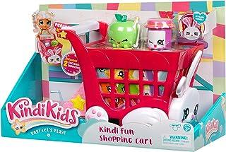 Kindi Kids S1 KINDI FUN SHOPPING CART, Multi-Colour, 50001