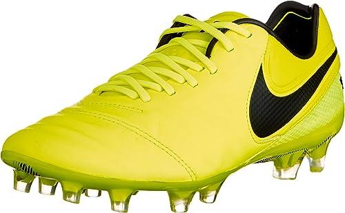 NIKE Tiempo Legend Vi FG, Hauszapatos de Fútbol para Hombre