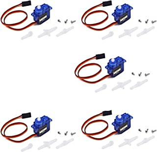 SG90 Micro Servo Motor 9G RC Robot Helicopter Airplane Boat Controls