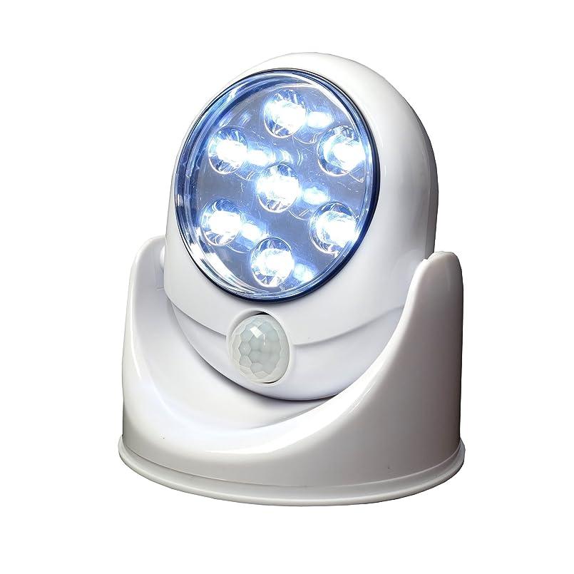 保証金グレー共同選択LEDセンサーセブンライト 夜間人感センサー機能 屋内用 7灯