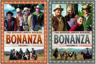 Bonanza: Classic TV Series Complete 60th Anniversary Season 9 Collection (Loaded with Rare, Never Before Seen Special Features)