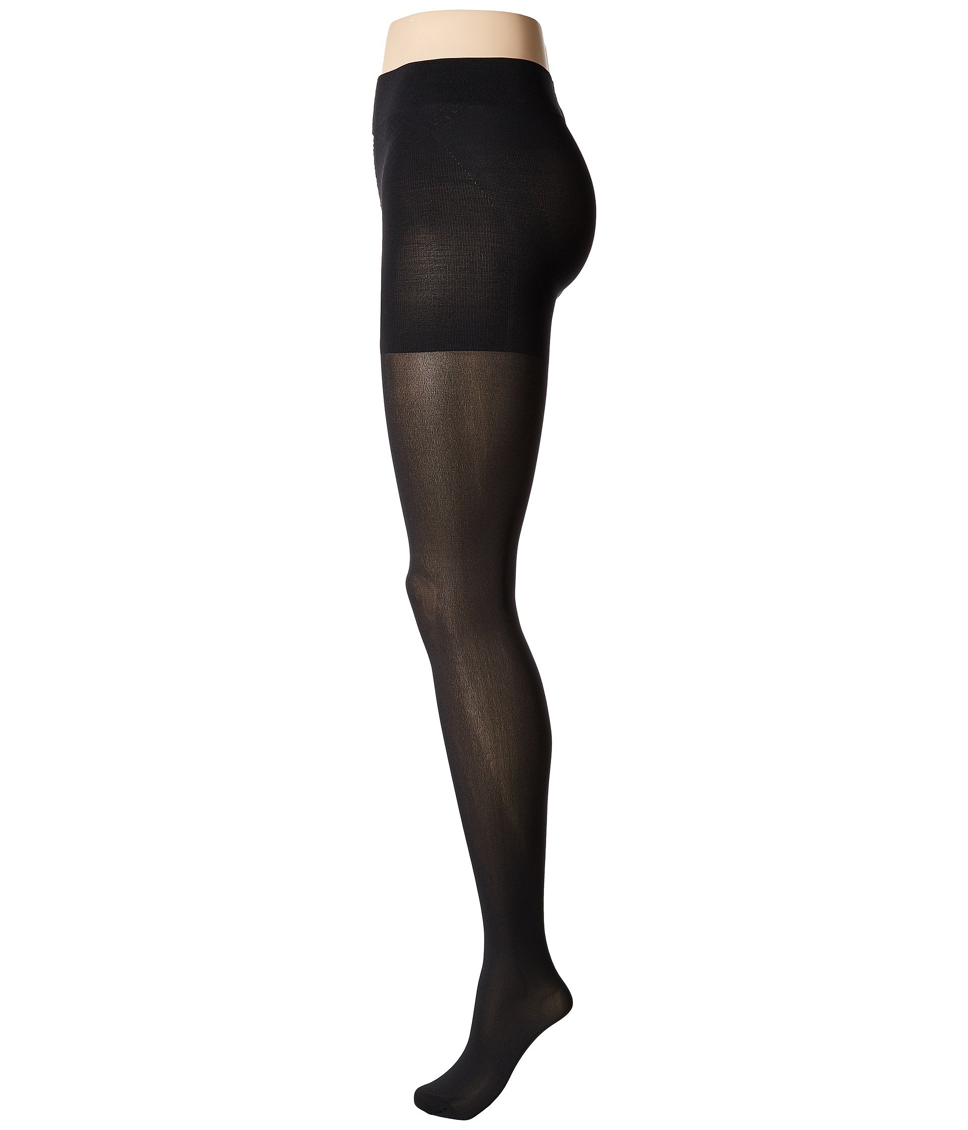 Tights Top De Control Luxe Velvet Wolford Black 66 Yw6qSvXx