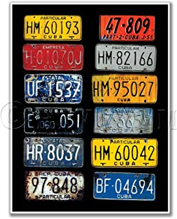 Amazon com: old license plates