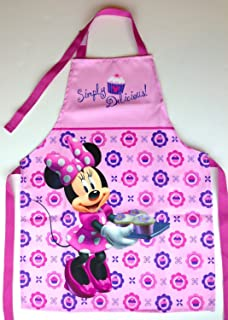 Disney's Minnie Mouse Simply Delicious Cupcake Baker Children's Apron