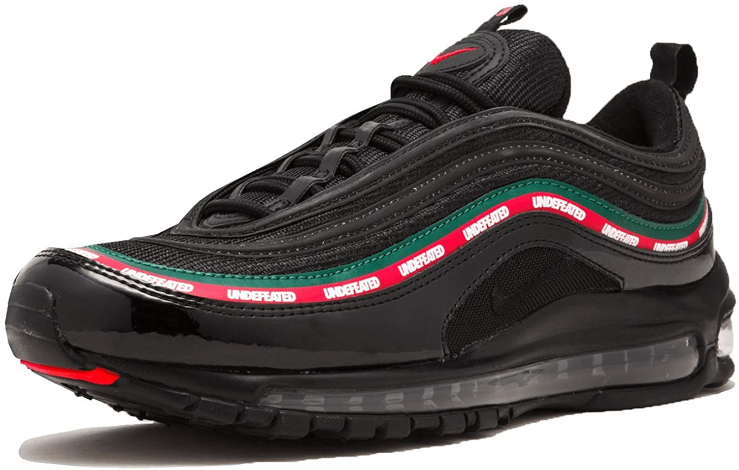 nike air max 97 x undefeated black
