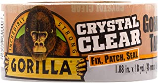 Gorilla Crystal Clear Tape, 6060002