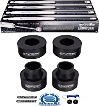 """Supreme Suspensions - Full Lift Kit for 1999-2004 Grand Cherokee WJ 2.5"""" Front + 2.5"""" Rear Suspension Lift Kit + Procomp 9000 Series Shocks 2WD 4WD"""