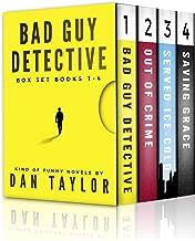 Bad Guy Detective Box Set (Jake Hancock Private Investigator Mystery series books 1-4)