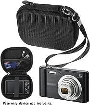 Digital Camera Case for Sony W800/S, DSCW830; Canon PowerShot ELPH 180, ELPH 190, ELPH 310 HS, ELPGH 350HS; Kodak PIXPRO Friednly Zoom FZ43, FZ53-BL Point and Shoot Digital Camera; Nikon COOPIX L32