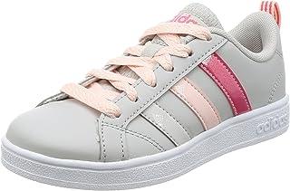 adidas Vs Advantage K, Zapatillas de Deporte Unisex Adulto, Gris (Gridos/Supros/Roshel), 38 2/3 EU