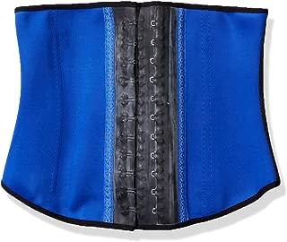 Ann Cherry Women 3 Hook Waist Cincher Latex Training Corset Shapewear
