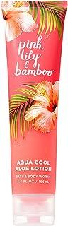 Bath and Body Works Pink Lily & Bamboo Aqua Cool Aloe Lotion 5.6fl.oz