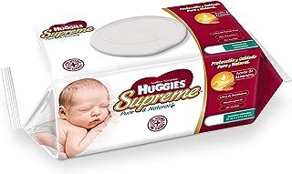 Huggies Supreme Pure & Natural Toallitas Húmedas, 1140 Piezas, 18 Paquetes, Pack of 1