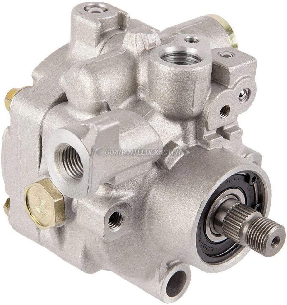 Power Steering Pump For Subaru 55% OFF Legacy Impreza Forester Japan's largest assortment WRX XT