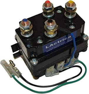 MKING 12V 500A Winch Solenoid Contactor Relay Switch 8000lb -12000lb for ATV UTV Truck
