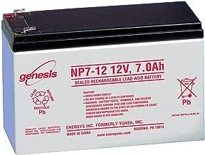 EnerSys Genesis NP7-12 12V 7Ah Sealed Lead Acid Battery
