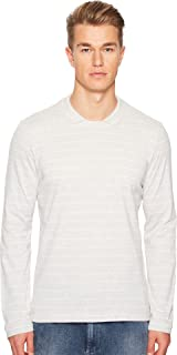 Eleventy Mens Johnny Collar Cotton Sweater