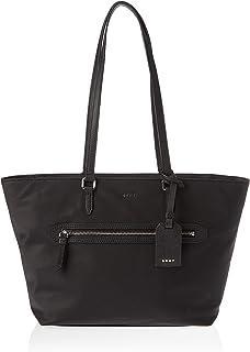 DKNY Womens Shopper Bag, 1x24x40 cm (W x H x L), Black (BSV) - R81AE398