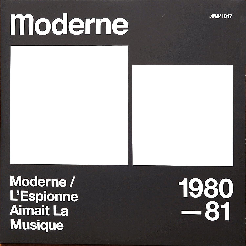 Moderne - Moderne / L'Espionne Aimait La Musique