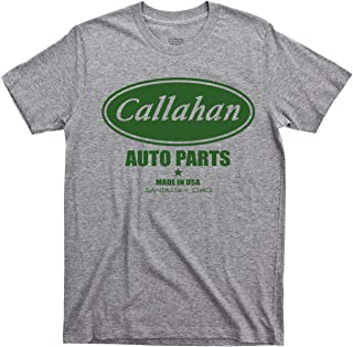 Callahan Auto Parts Tommy Boy Sandusky Ohio USA American Made Merica Tee T Shirt