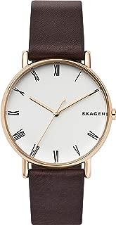 [スカーゲン] 腕時計 SIGNATUR SKW6493 メンズ 正規輸入品 ブラウン