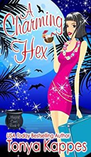 A Charming Hex: A Cozy Paranormal Mystery (Magical Cures Mystery Series Book 9)