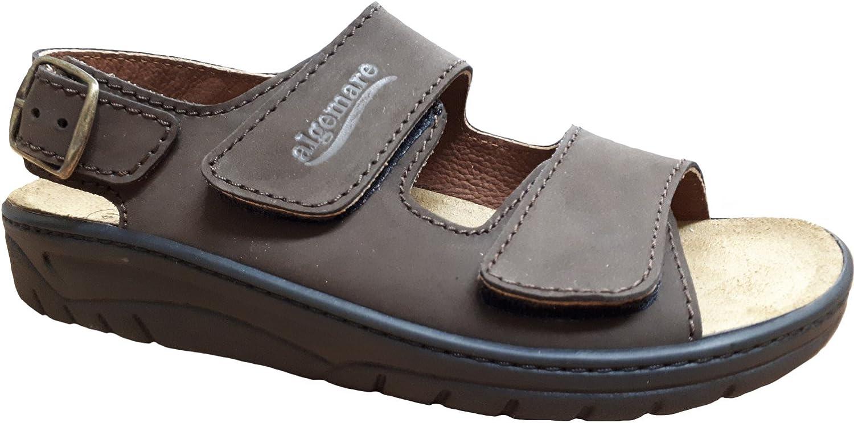 Algemare Men's Sandal 7619-3261 Zanzibar Brown